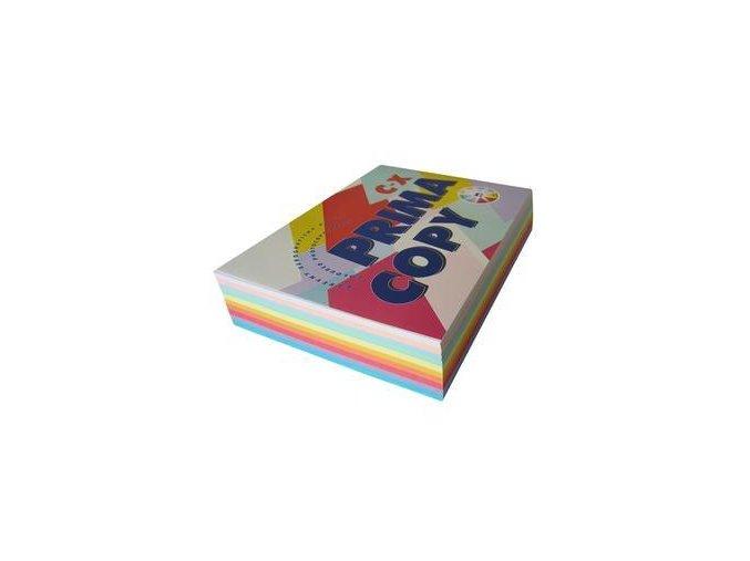 Kancelarsky papir 10 barev a4