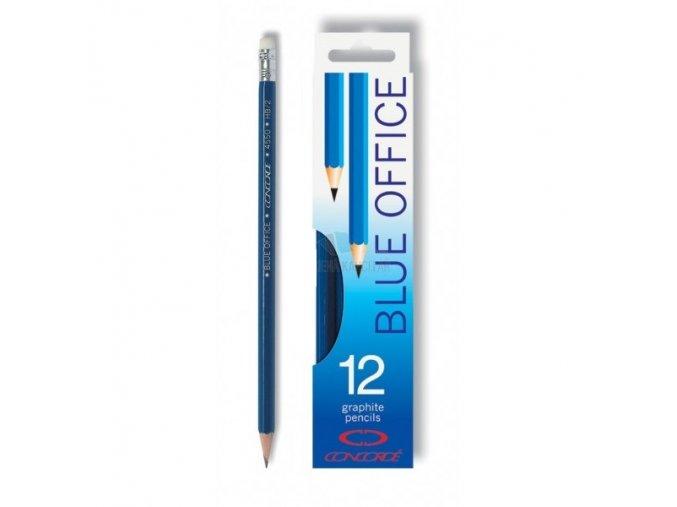 grafitova tuzka concorde blue office 4550 s pryzi tvrdost hb c3