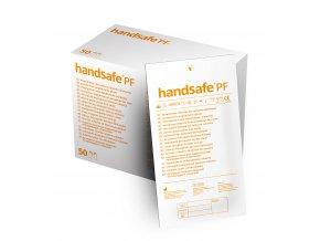 Handsafe pf operacni latexove rukavice bez pudru