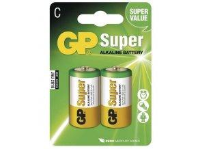 Baterie gp super alkaline lr14 C