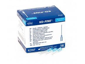 Jednorázová jehla KD-FINE - různé velikosti