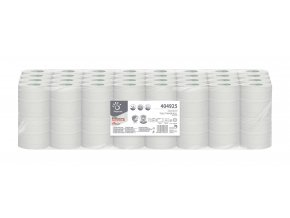 Papernet toaletni papir 1 vrstvy bily navin 46,4 m