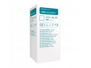 safeline netkany kompres 30g 5 x 5cm