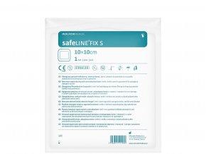 safeline fix s netkana naplast s absorpcni vrstvou 10 cm x 10 cm