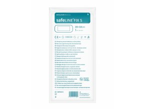 safeline fix s netkana naplast s absorpcni vrstvou 20 cm x 10 cm