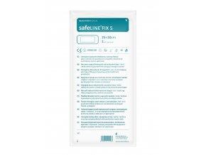 safeline fix s netkana naplast s absorpcni vrstvou 25 cm x 10 cm