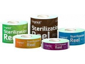 Rękawy do sterylizacji begreat