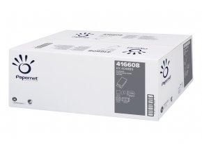 Papírový ručník skladu V, 1-vrstvý STANDART 5000 ks