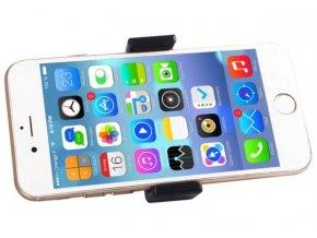 Univerzální držák telefonu do auta, mobilní (Barva Černá)
