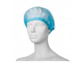 Čepice skládaná – KLIP, modrá