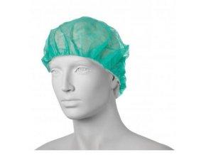 Čepice skládaná – KLIP, zelená