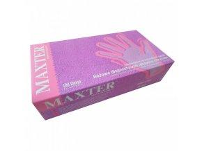 rukavice nitrylex maxter