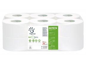 Toaletni papir biotech jumbo 190