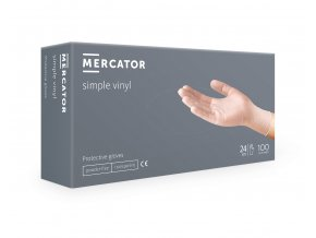 rd mercator simple vinyl transparent