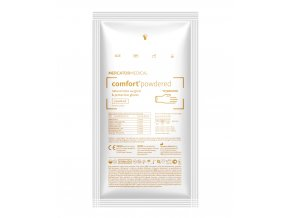 comfort powdered pudrované latexové