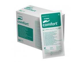 Operacni rukavice comfort latex