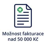 Zálohová faktura nad 50 000 Kč