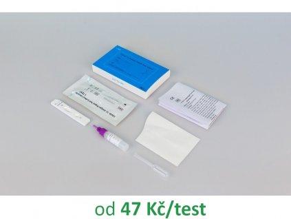 185 1 185 1 antigenni test ze slin joinstar baleni po 1 kusu