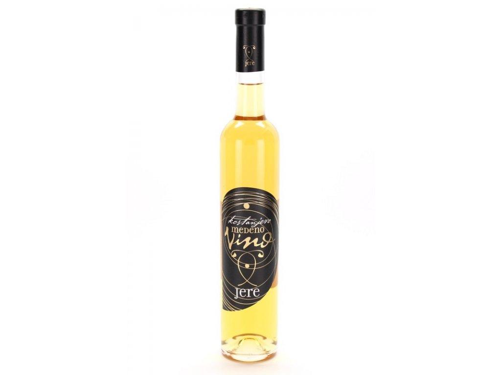 Čebelarstvo Jere - Chestnut honey wine - sweet - 0.50l