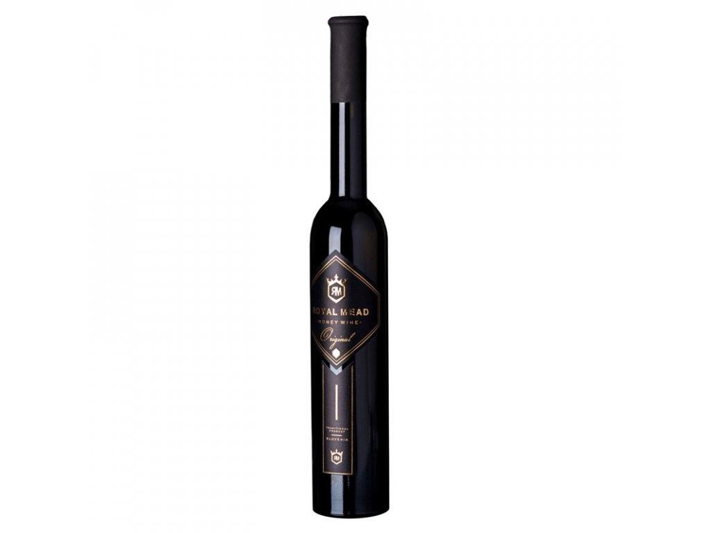 Medarna - Royal Mead - chestnut honey - 0.375 l  glass