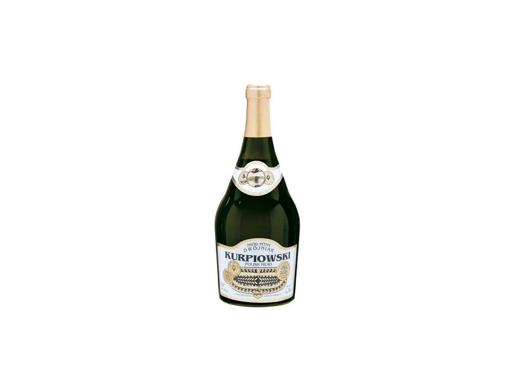 Apis - Kurpiowski - Miód pitny dwójniak - 0.75 l  glass