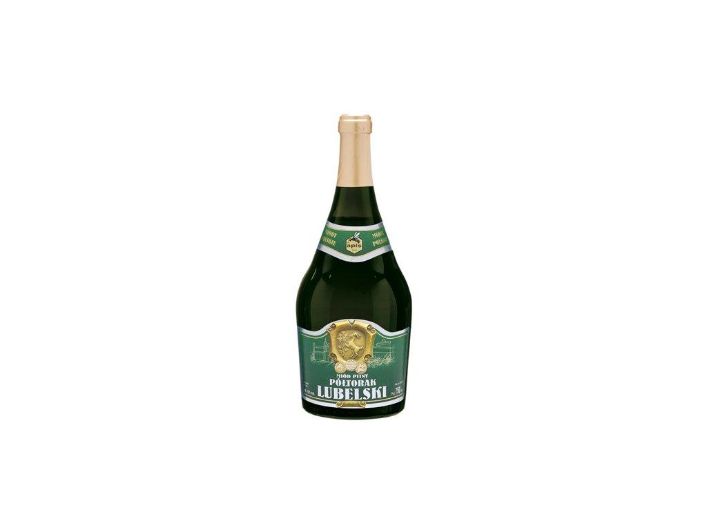 Apis - Lubelski - Miód pitny Półtorak - 0.75l  glass