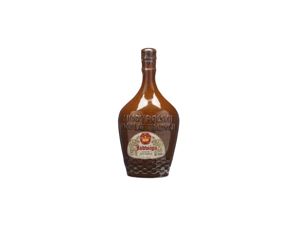 Apis - Jadwiga - Miód pitny Półtorak - 0.50l  ceramic