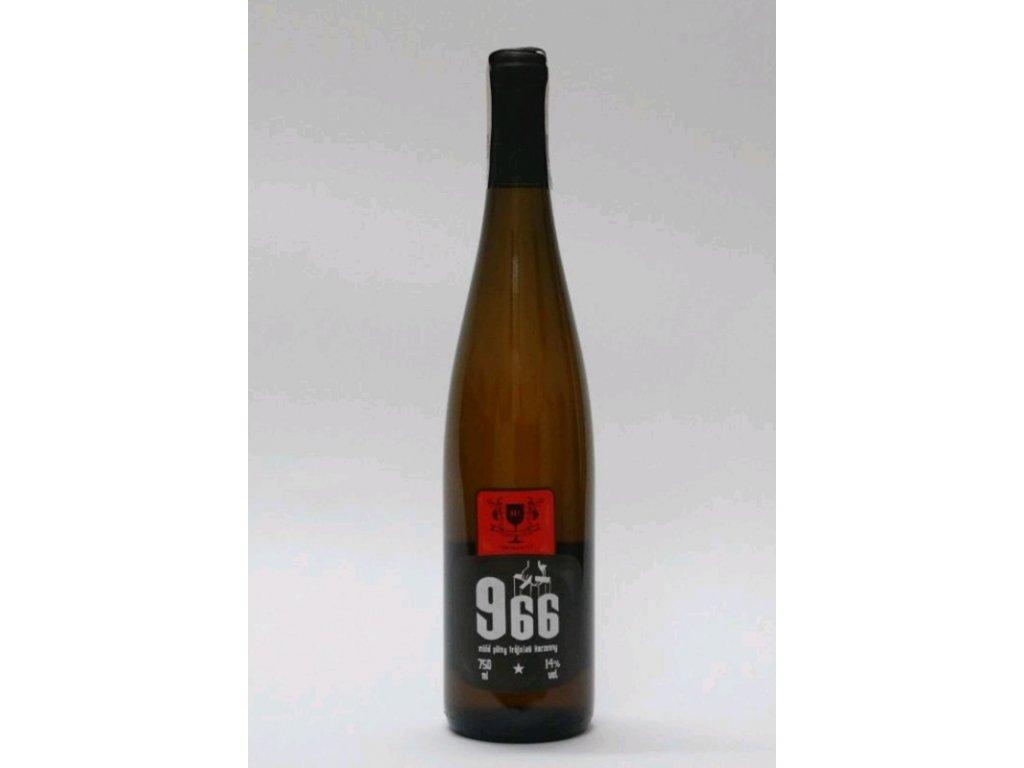 Miodosytnia Imbiorowicz - 966 - Miód pitny trójniak - spiced - 0.75l  glass