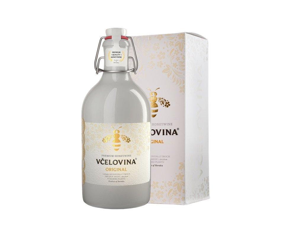 Včelco - Vcelovina Original - Retro edition - 0.5 l  ceramic