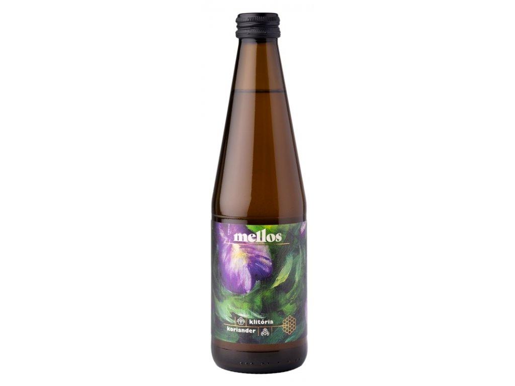Mellos - Mellos lemonade with Clitoria and coriander - 0.33l  glass