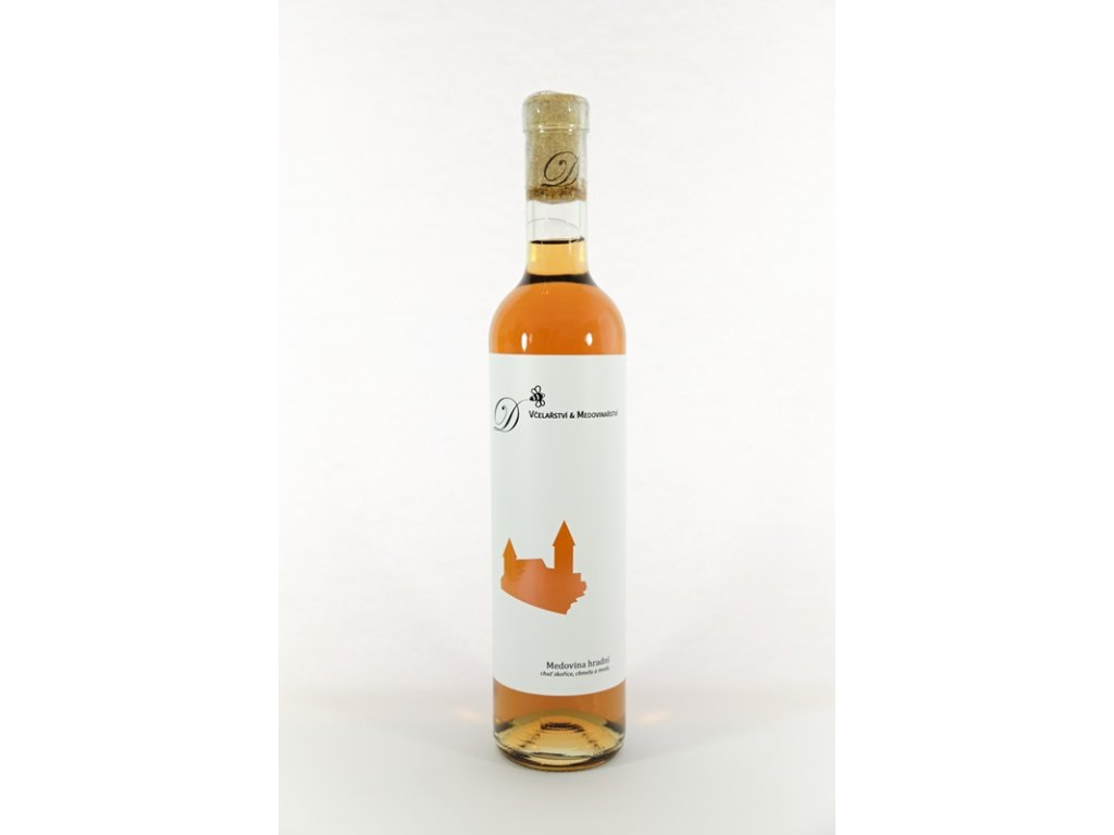 Radomir Dvorak - Medovina hradni (Castle mead) - 0.50l  glass