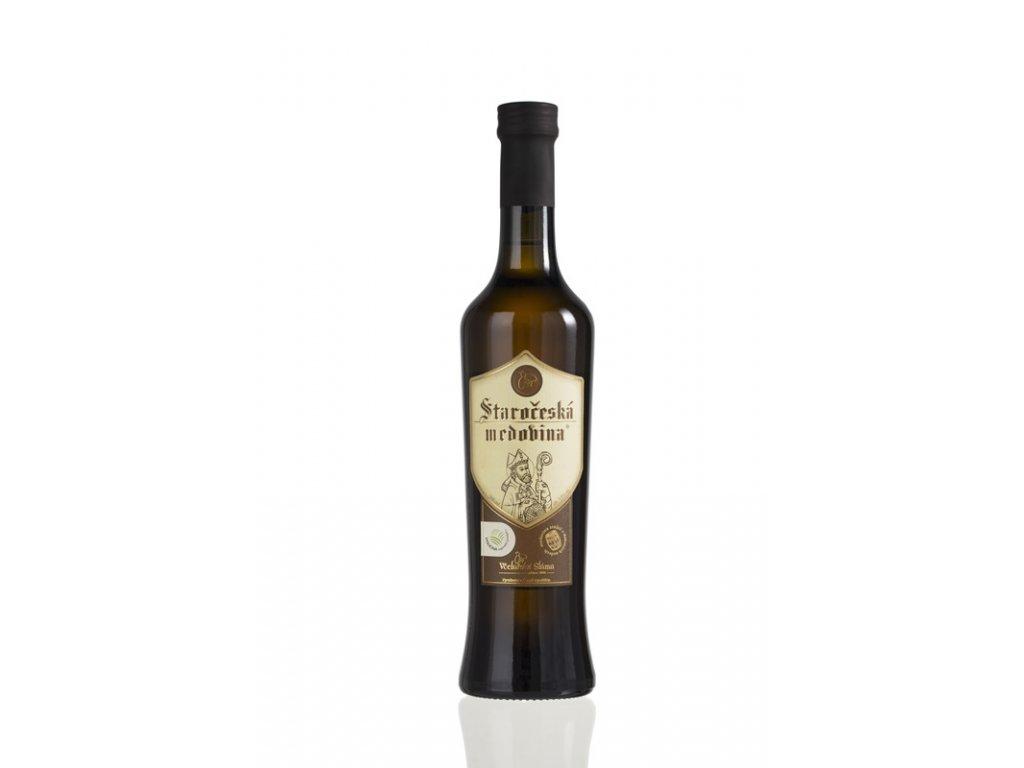 Vcelarstvi Slama - Staroceska medovina (Old Bohemian Mead) - 0.5 l