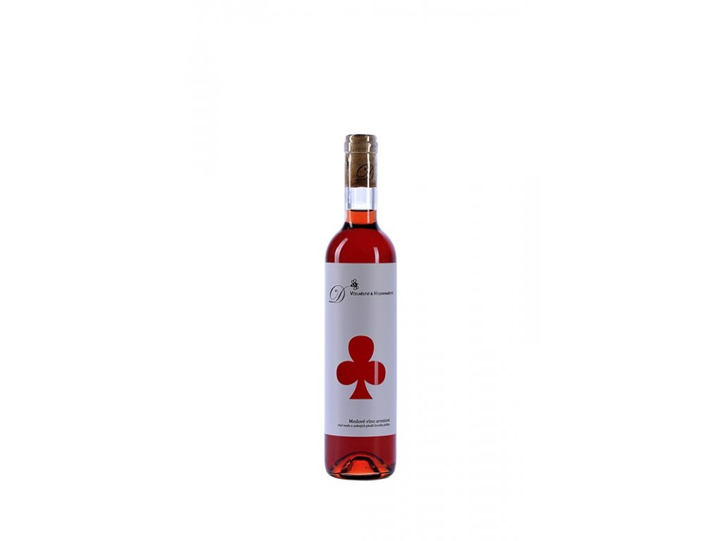 Radomir Dvorak - Aronia honey wine - 0.5 l  glass