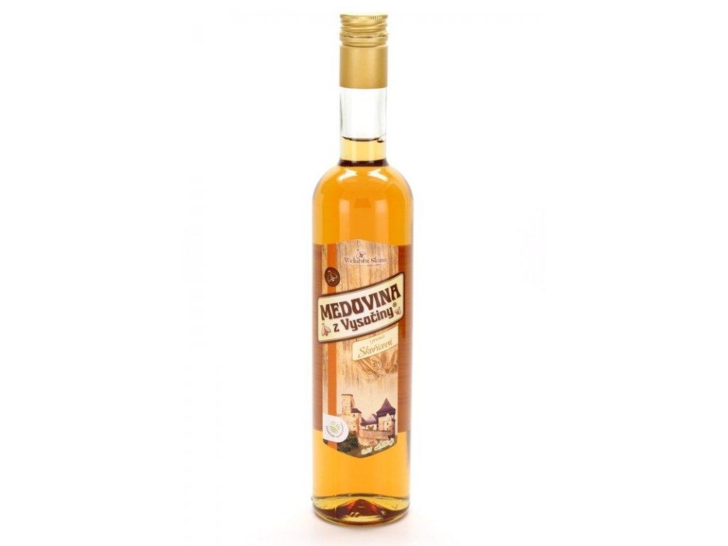Vcelarstvi Slama - Mead from Vysocina - cinnamon - 0.5 l