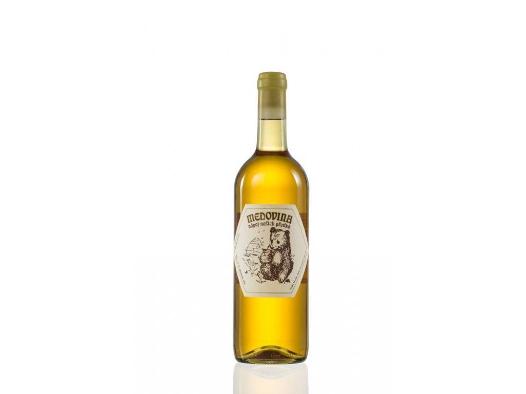 Miroslav Basta - Medovina - 0.75 l  glass