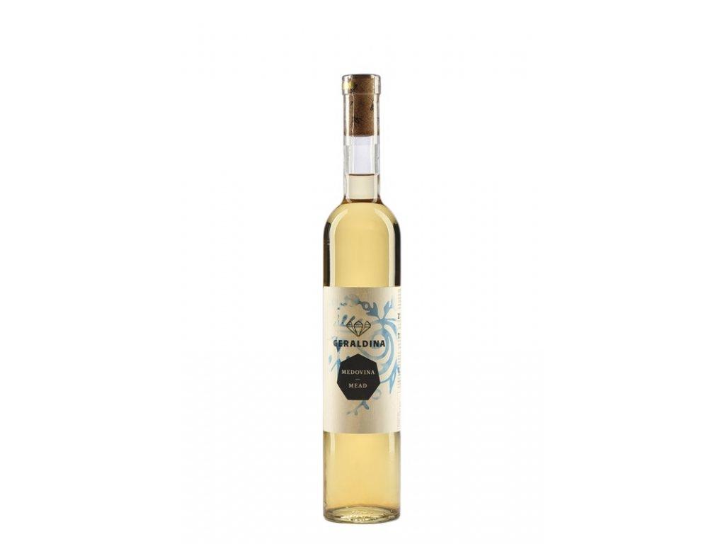Medarna Hradek - Hradecka medovina (natural) - 0.5 l  glass