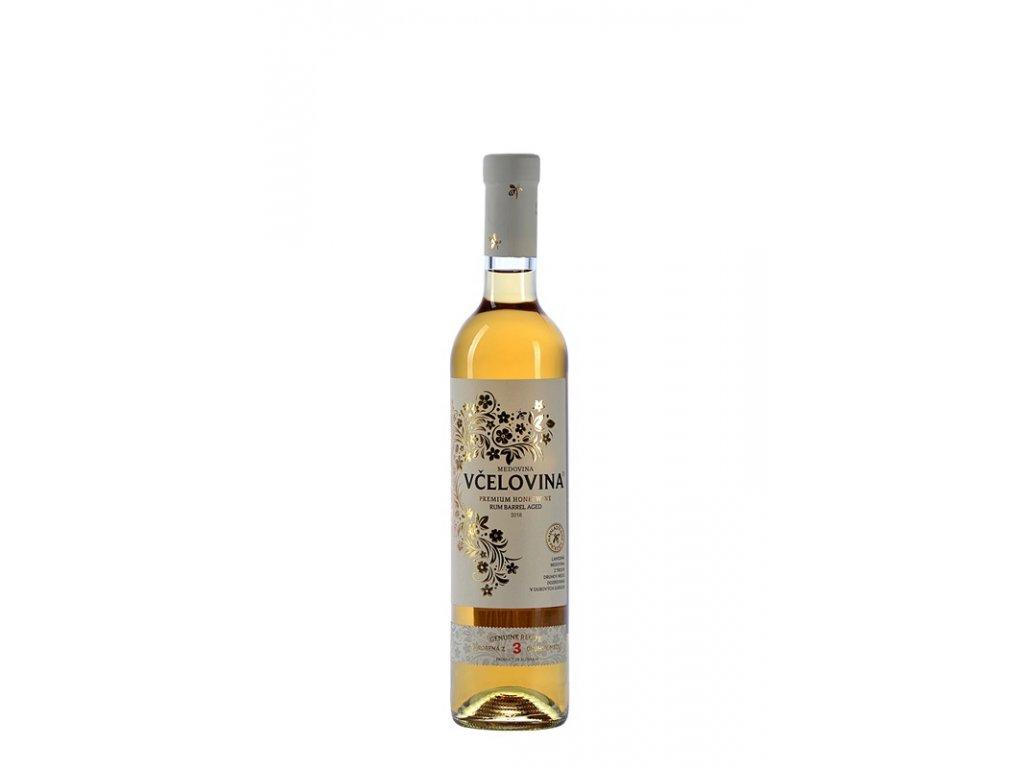 Včelco - Vcelovina Barrique - Rum Barrel Aged (caribian rum) - 0.5 l  glass