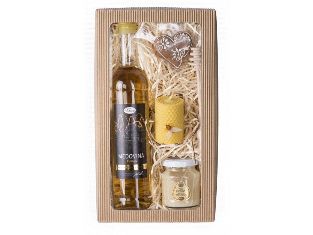 Pleva - Honey package for fun - 2 kg