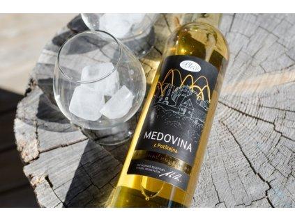 Pleva - Medovina z Potstejna (Classical mead from Potstejn) - 0.5 l