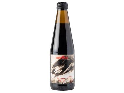 Mellos - honey cola - 0.33 l  glass