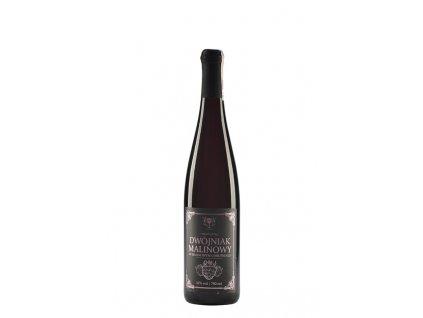 Miodosytnia Imbiorowicz - Raspberry - Malinowy - Miód pitny dwójniak - 0.75 l  glass