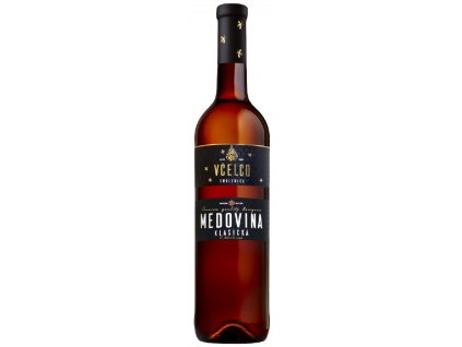 Včelco - Classical mead from flower honey - 0.75 l