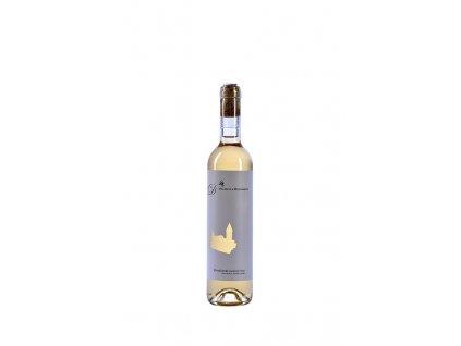 Radomir Dvorak - Krivoklatske medove vino (Krivoklat castle's honey wine) - 0.5 l  glass