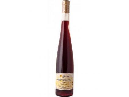 Zborovsky Winery - Wine mead (Frankovka) - 0.5 l