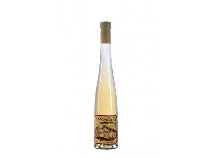 Radomilicka medovina from light honey - 0.5 l  glass