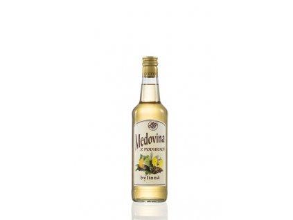 Ludvík Svítek - Medovina z Podhradi - bylinna (herbal) - 0.5 l  glass