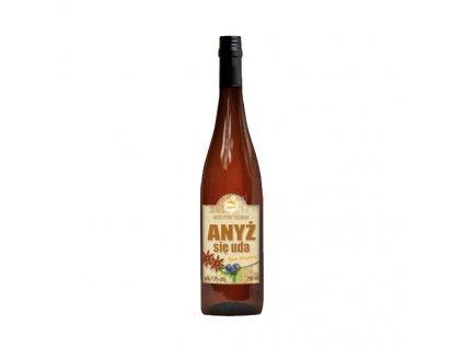 Apis - Anyż się uda - Miód pitny trójniak (Anise + juniper) - 0.75 l  glass