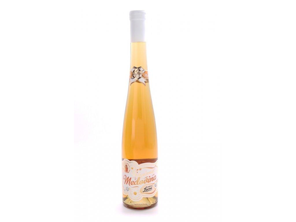Apifarm - Přibyslavská medovina - luční - 0,5 l