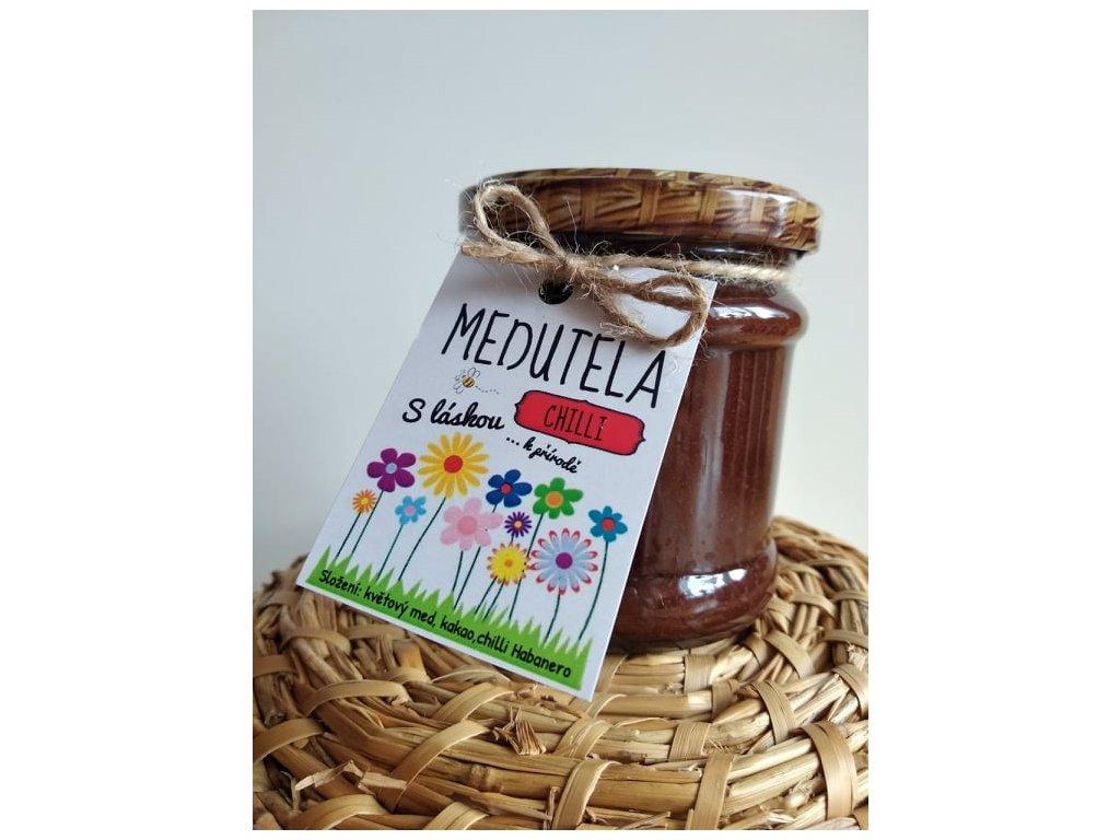 Zahrádka u Tomíků - Medutela chilli - 0,25kg  0,25kg