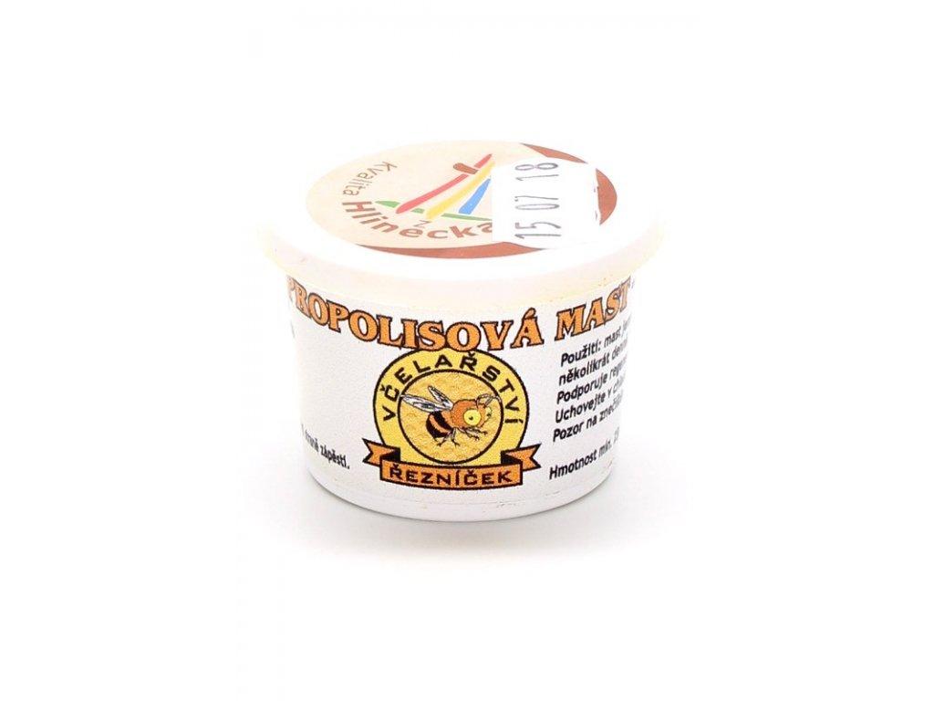 Včelařství Řezníček - Propolisová mast - 26 g